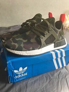 NMD xr1 duck camo size 10 ds