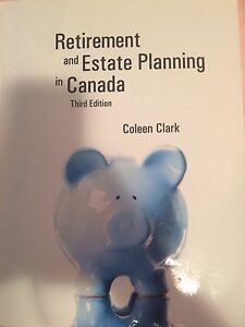 Retirement and Estate Planning in Canada text book