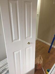 6 bi fold doors.