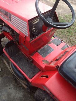 Rover rancher ride on mower 14 hp Clontarf Redcliffe Area Preview