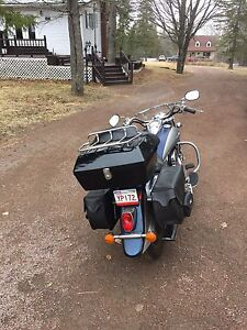 2006 Kawasaki Vulcan Classic 1600
