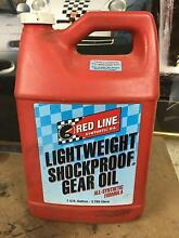 1.5L Redline lightweight shockproof gearbox oil – Smurf blood Lane Cove North Lane Cove Area Preview