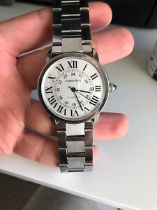 Cartier Ronde Solo W6701011 Wrist Watch for Men