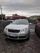 2009 Volkswagen Polo 5 door hatch Manual West Hobart Hobart City Preview