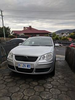 2009 Volkswagen Polo 5 door hatch Manual West Hobart Hobart City Preview