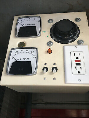 Pacific Power Contro Variable A-c Power Source