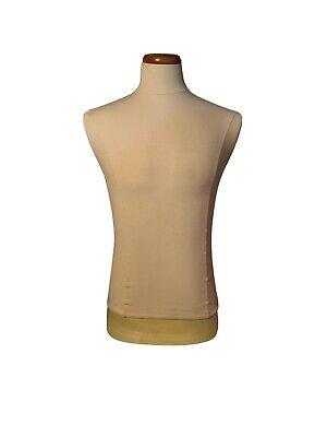 Half Body Male Mannequin