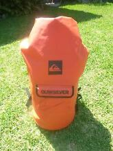 quicksilver 100% waterproof backpack as new Burleigh Heads Gold Coast South Preview