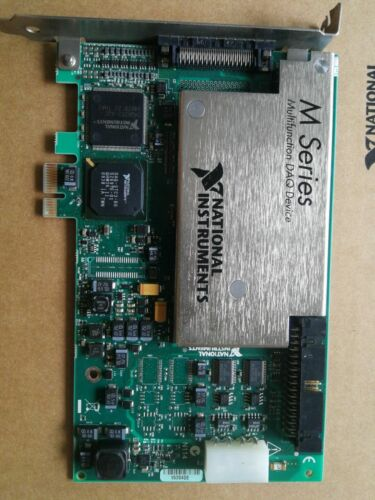1pc Used  Ni Pcie-6351 In Good Condition