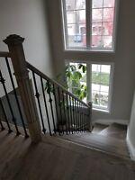 Best flooring installation, hardwood and laminate