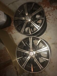 Rtx rims for sale 300$