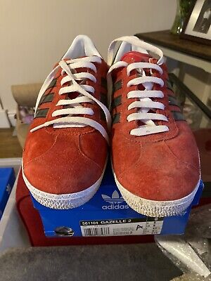 Adidas Gazelle2 London UK9 Rare Deadstock Boxed
