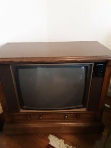 Magnavox Special Floor Model TV Late 1990s