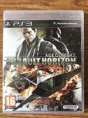 Ace Combat Assault Horizon (PS3) Brand New Sealed PAL