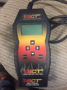 SCT SF3 3015 tuner
