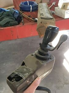 Loader joystick for 8X30 series tractors