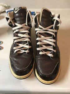 0a225e9b8631 Nike Sb dunk high woodgrain 2006 Canada exclusive