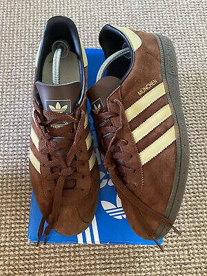 Adidas Munchen Spezial trainers size 9 Rare Colourway