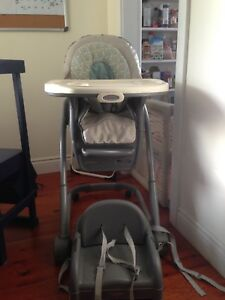 4 and 1 Graco Winslet high chair