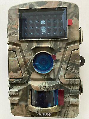 Victure Wildkamera Bewegungsmelder Nachtsicht Infrarot HC200 Hunting Camera NEU