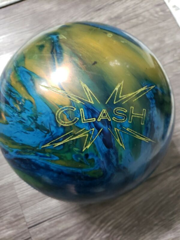 Ebonite Clash 15.4Lb Bowling Ball
