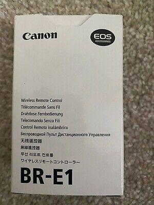 Canon BR-E1 Wireless Remote Control - Black