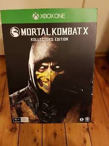 Xbox One Mortal Kombat X Kollectors Edition Maroubra Eastern Suburbs Preview