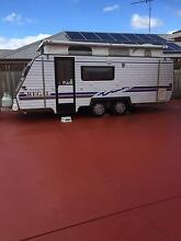 Caravan1994 Regal Pop Top deluxe with shower and toilet Highton Geelong City Preview