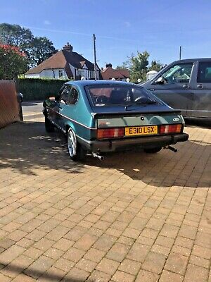 Ford Capri 280 Brooklands . Classic Ford, not rs Turbo or cosworth
