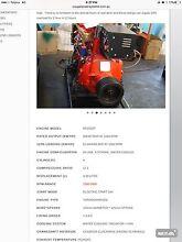 Diesel engine Cougar Power Systems' R4105ZP 76HP Goulburn 2580 Goulburn City Preview