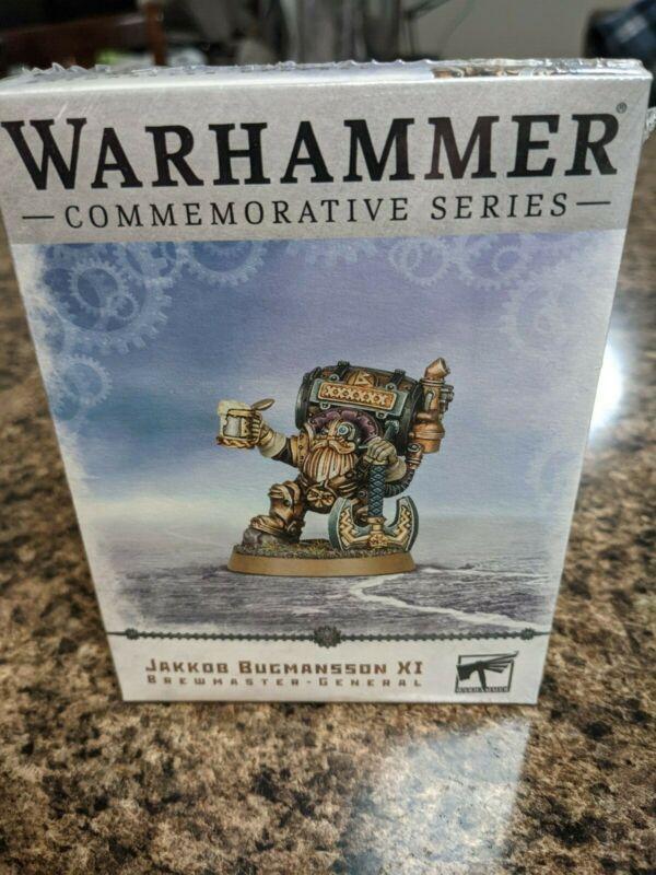 Kharadron Overlords / Jakkob Bugmansson / Warhammer AOS / New
