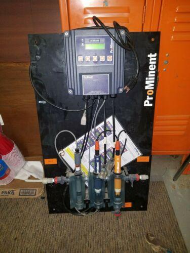 ProMinent Fluid Controls DCM200 ORP CONTROLLER