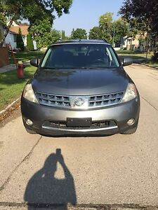 2007 Nissan Murano SL AWD V6 new safety clean title