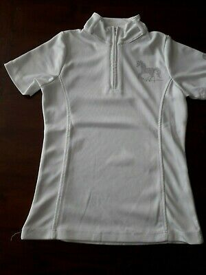Horse BR Equestrian Equipment Amazone Girl Shirt size 140 / 10 year