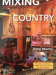 Mixing the hits of country music book