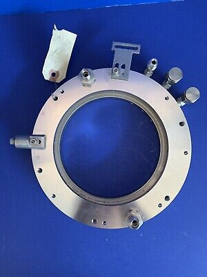 Thermco 130240-001b Cvd Door Flange Manifold Ring Used 146 151 Process Tube.