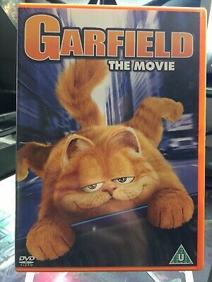 Garfield the Movie (DVD, 2004) Excellent condition