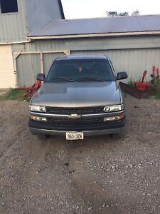 2002 Chevrolet Silverado 1500 Ext cab