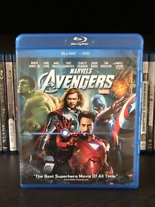 Avengers Assemble bluray For Sale MINT CONDITION! $10 obo