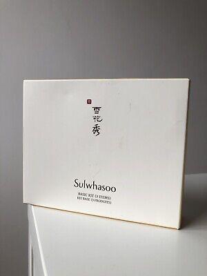 Sulwhasooo - Basic Kit - 3 produits