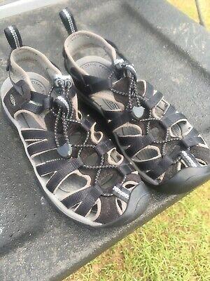 Keen Women's Size 6 Black Magnet Sport Hiking Sandals 5124-BKGA