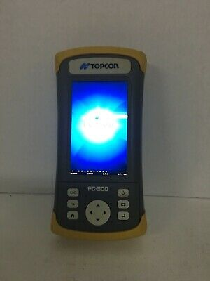 Topcon Fc-500 Data Collector