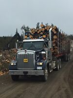 A Z. Truck driver or brokers to haul logs