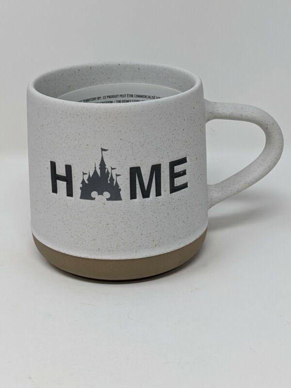 WDW Walt Disney World Cinderella Castle Home Ceramic Coffee Mug Parks