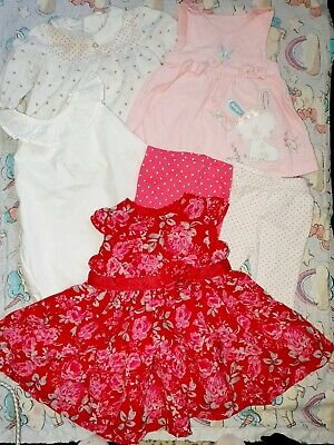 Newborn Baby Girl Clothes Bundle Summer First Size