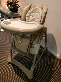 Messina baby high chair