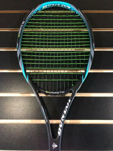 Dunlop Biomimetic 100 Preowned Tennis Racquet Grip Size 4_3/8