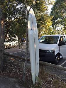 Classic Malibu Longboard - Single Fin Log Paddington Brisbane North West Preview