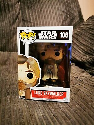 Star Wars Pop Vinyl Luke Skywalker 106