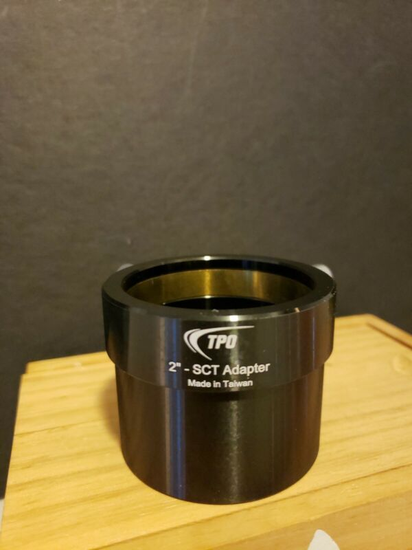 """TPO 2"""" VISUAL BACK ADAPTER FOR SCTS"""